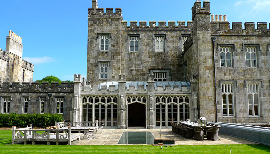 Strancally Castle County Waterford Cumnor Construction Ltd