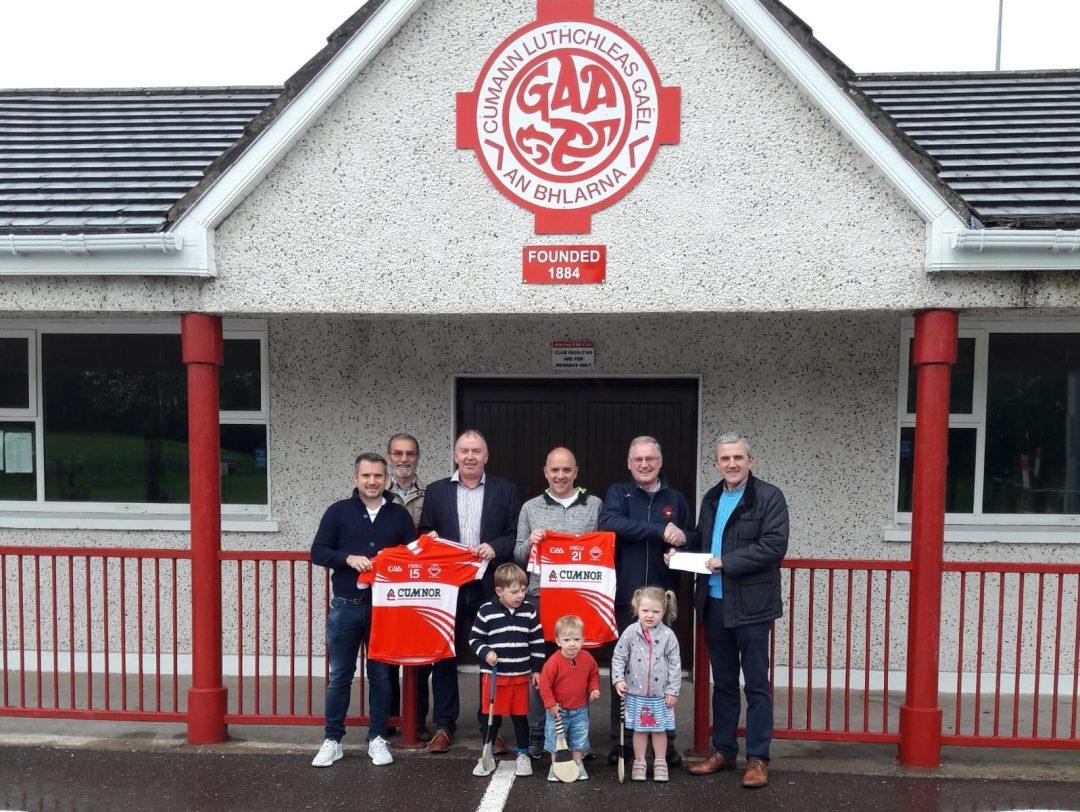 Cumnor Sponsor Blarney GAA