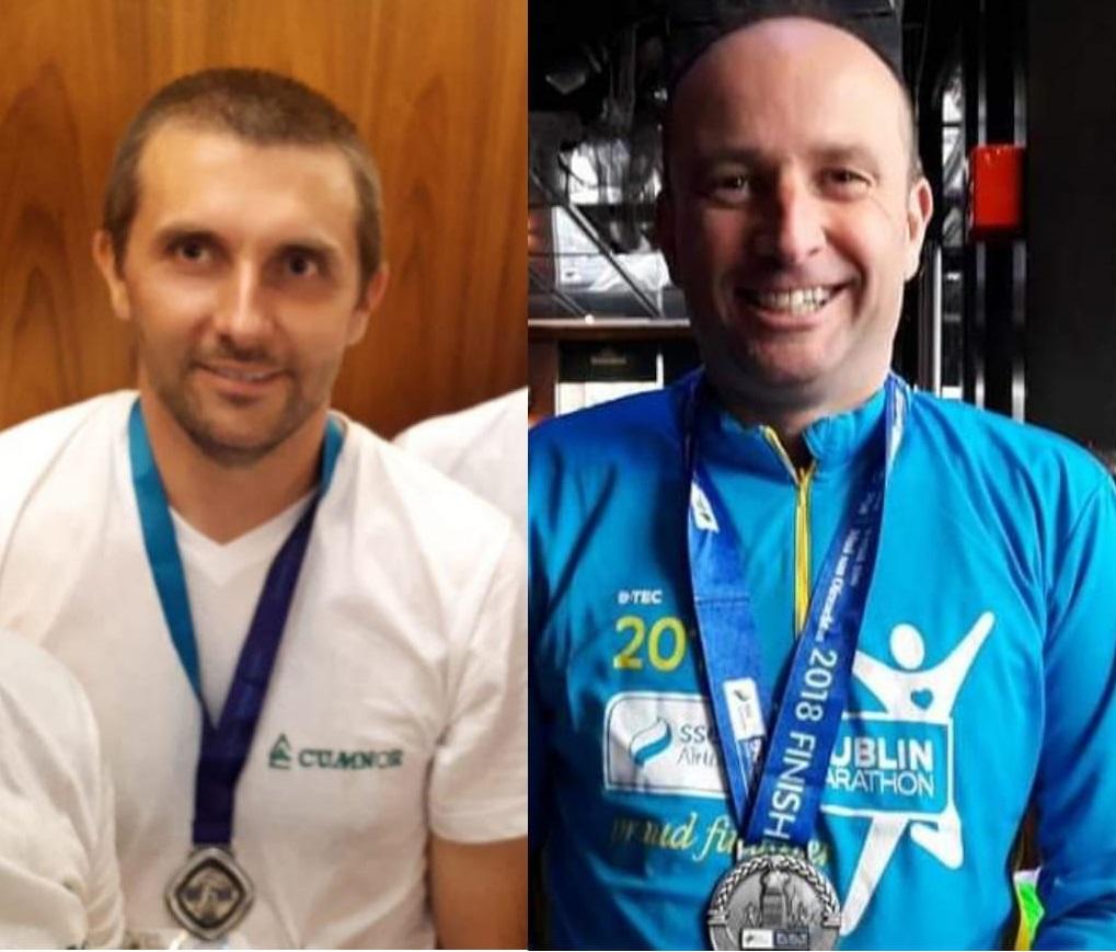 Cumnors Dublin City Marathon Athletes