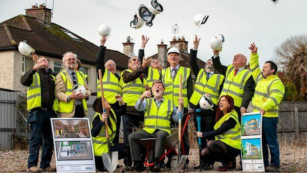 Cumnor Starting Construction of Bishopstown Credit Union HQ