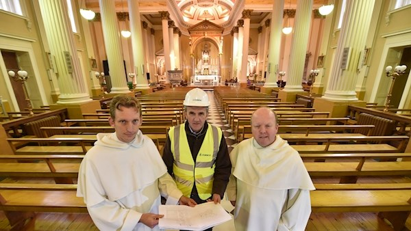 Cumnor Begin Historic St. Mary's Church Restoration