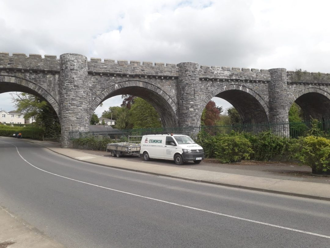 Extensive Masonry Repairs to Newfoundwell Viaduct (Drogheda)